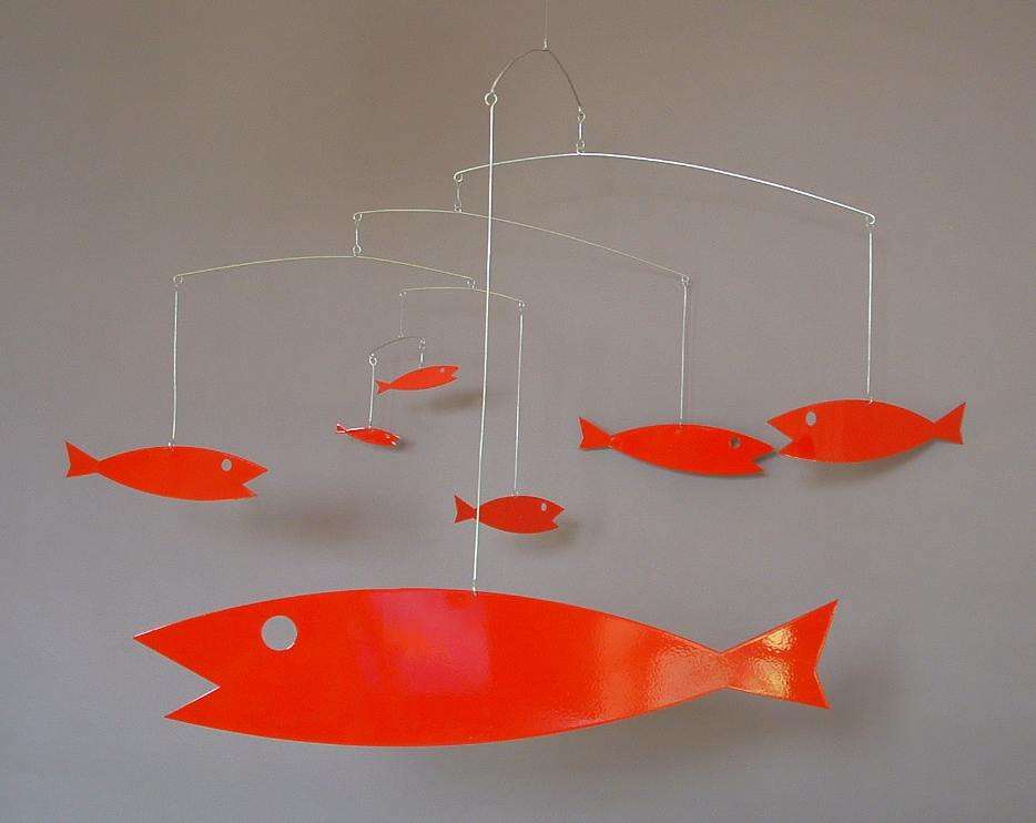 fish-red-hanging-mobile-art Painted Mobile Homes Aluminum on aluminum flat, aluminum house, aluminum garage, aluminum dust, aluminum awnings prices, aluminum trailer, aluminum patio, aluminum barn, porch awnings for home, aluminum paper,